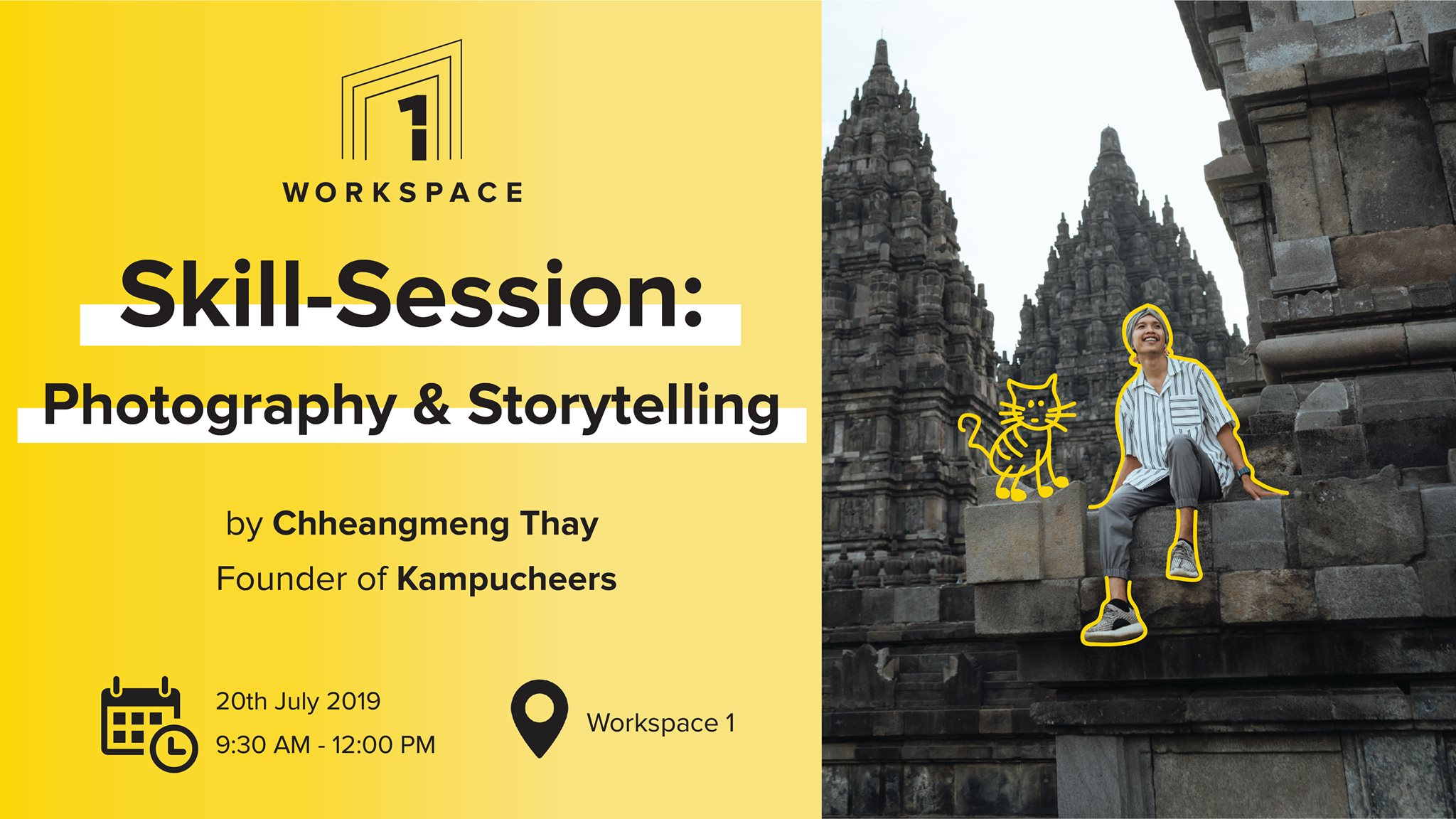Skill-Session: Photography & Storytelling