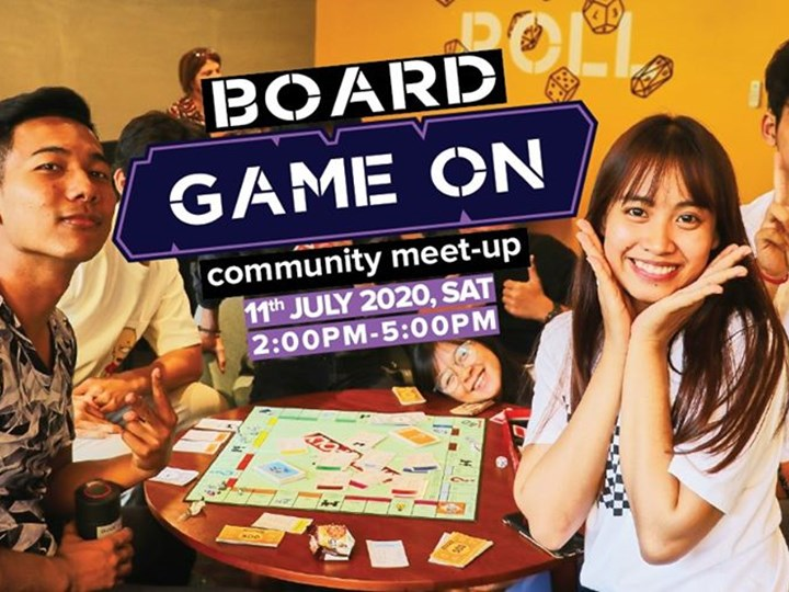 Board Game Session