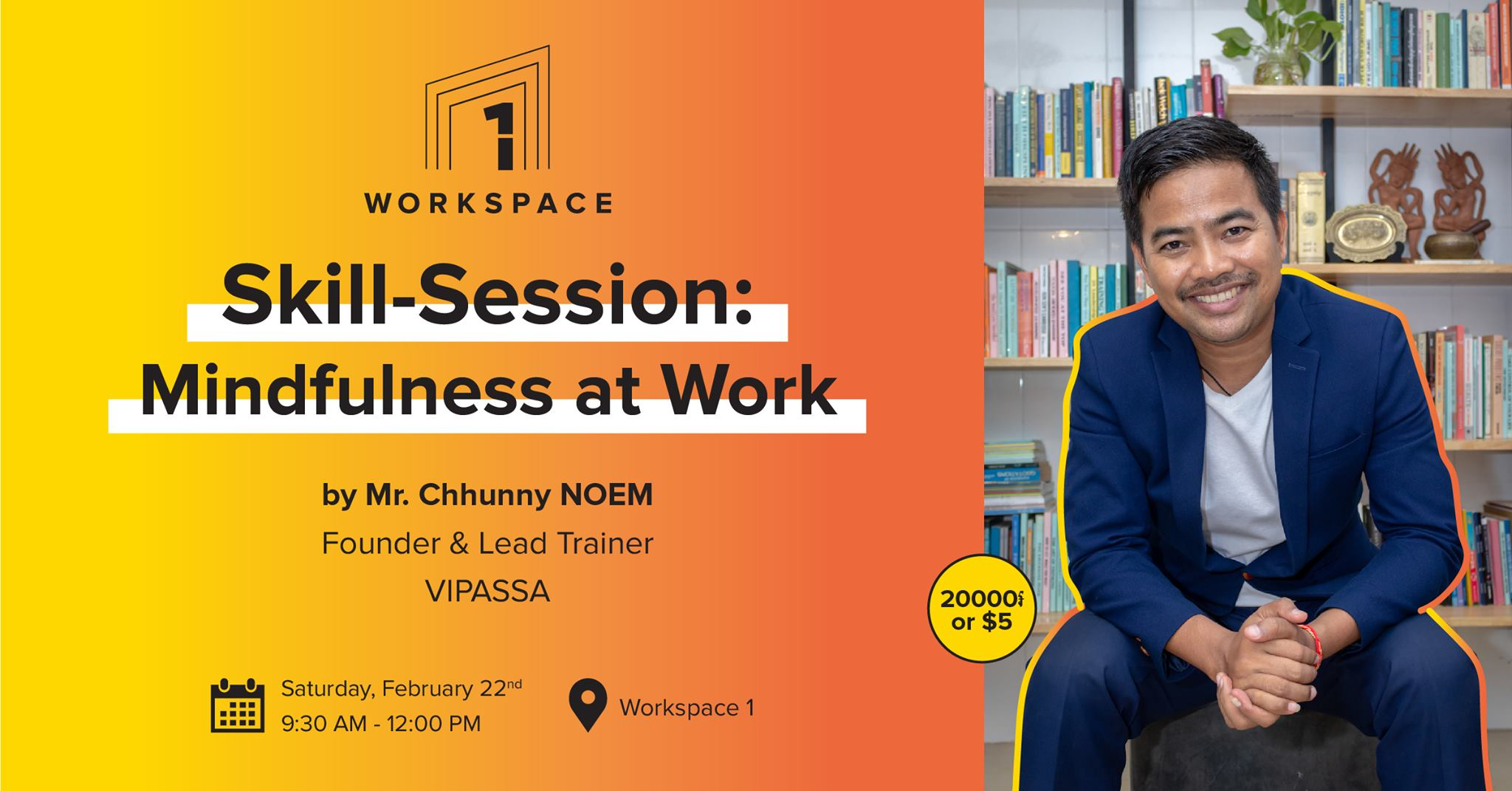 Skill Session - Mindfulness at Work