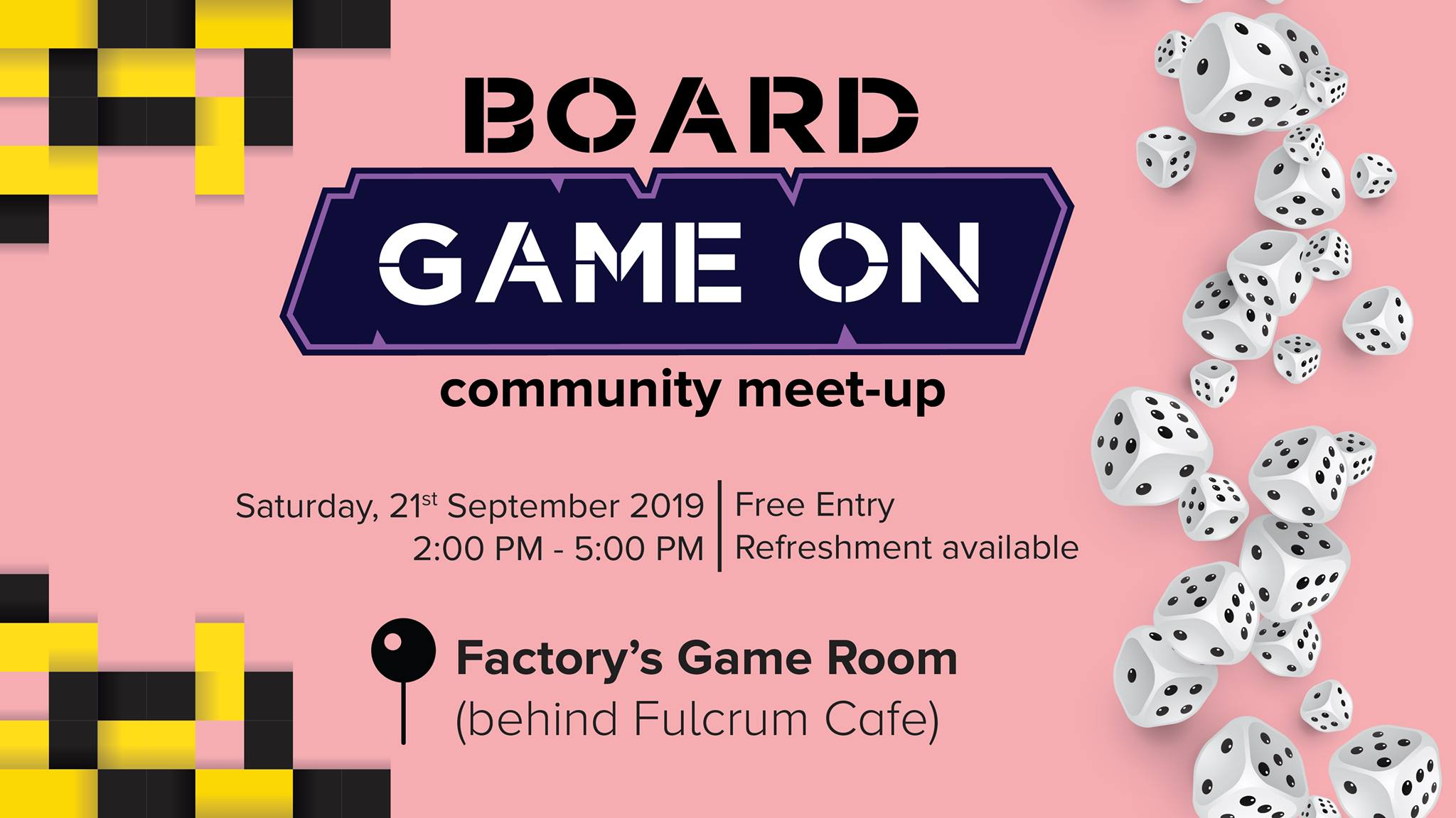 Board Game Meet-Up